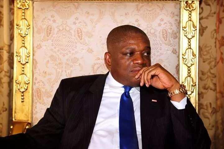 Abubuwan da Buhari zai yi domin samun kashi 75 na kuri'un Ibo a 2019 - Orji Kalu
