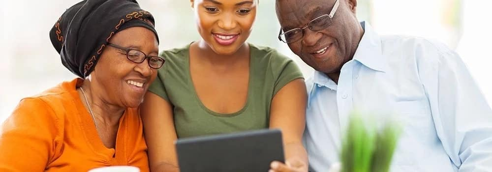 Online banking for the whole family
