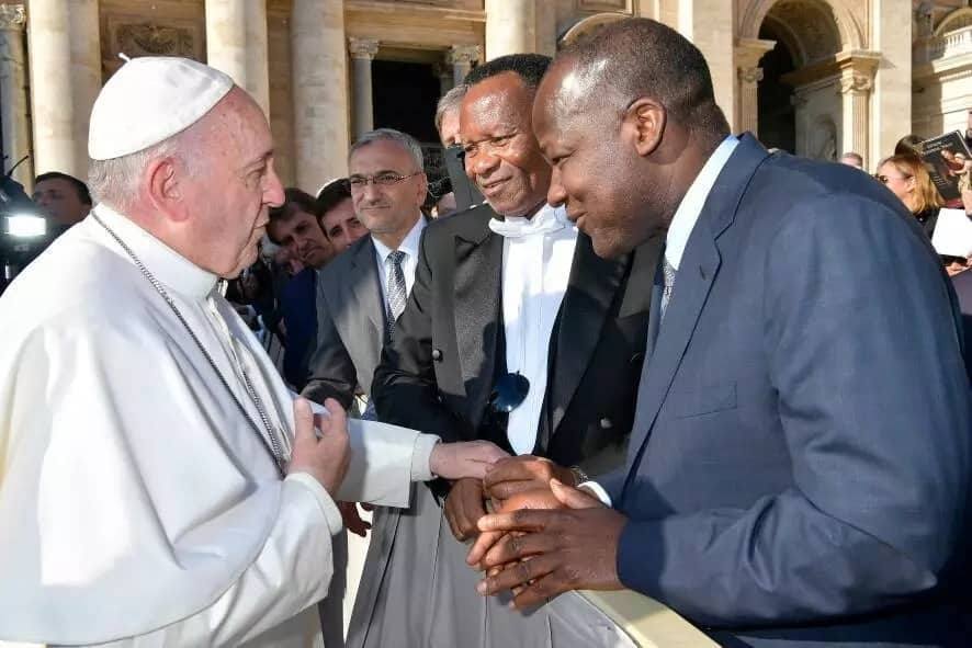 Pope Francis praying for the peace and stability of Nigeria - Dogara