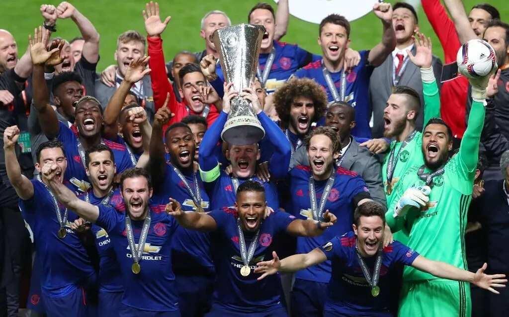 Results of the last 10 meetings between Man United vs Liverpool