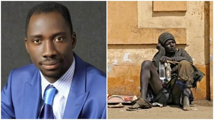 Homeless man receives almost N1m and new apartment from church members