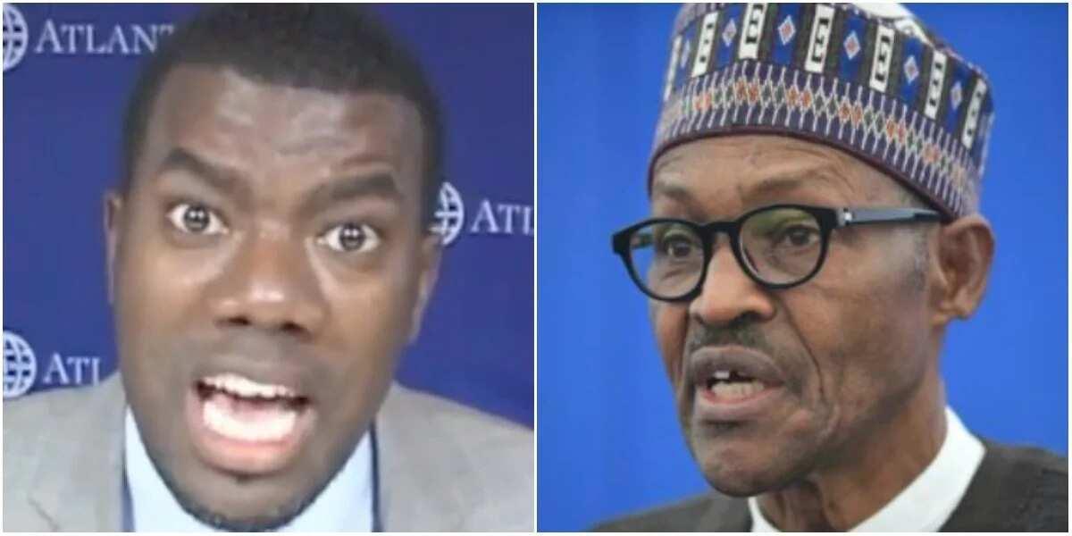 Reno Omokri attacks President Buhari, EFCC over ex-VP Atiku