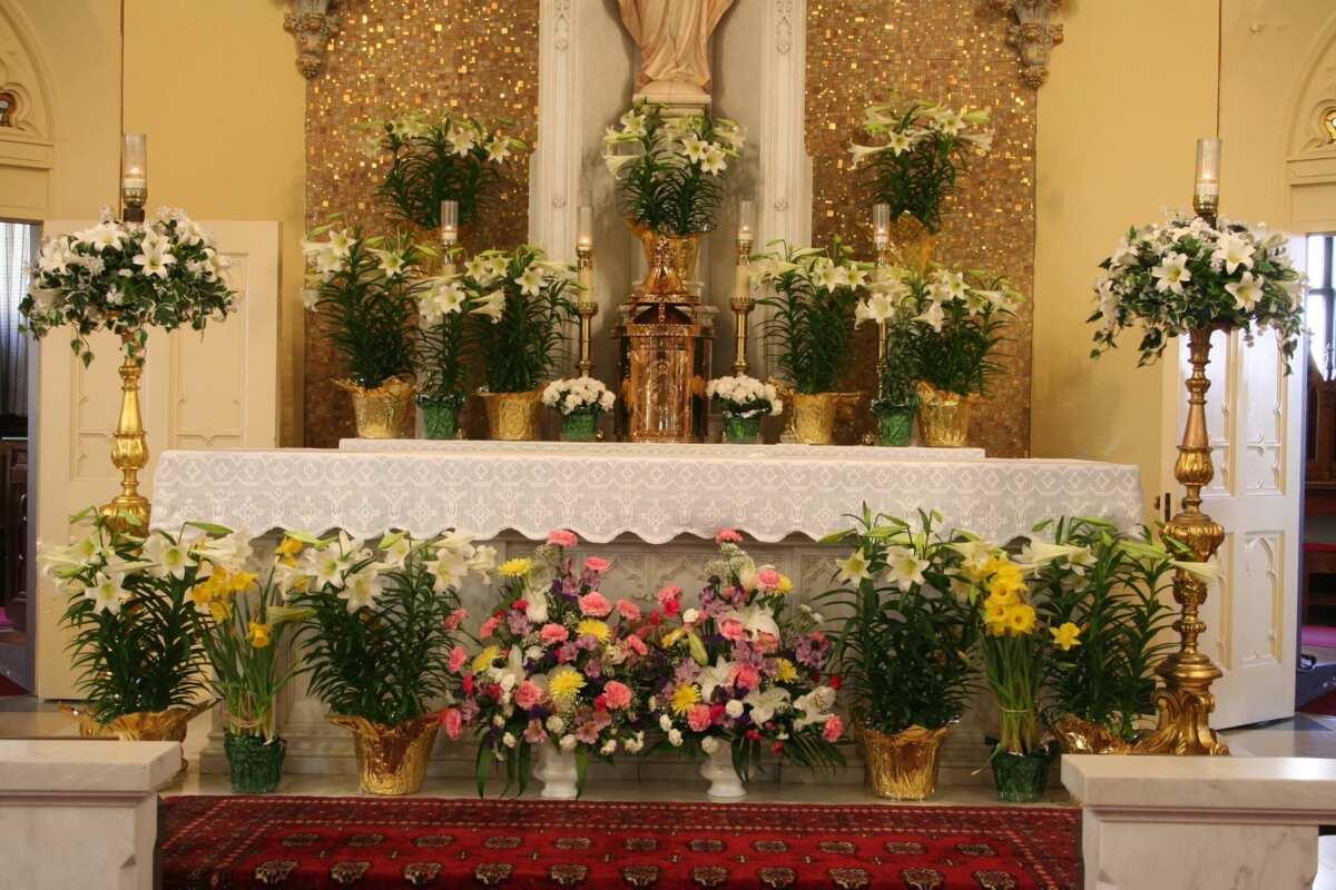 Church Altar Decoration In Nigeria Legit Ng