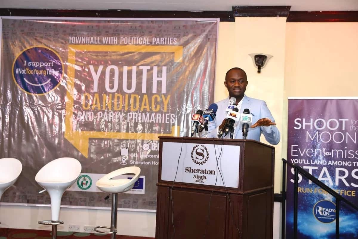 2019: Not Too Young To Run movement consults with political parties on cost of nomination forms