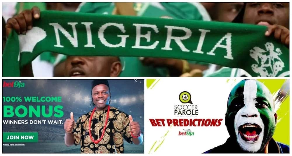 By Photo Congress || Bet9ja Virtual App