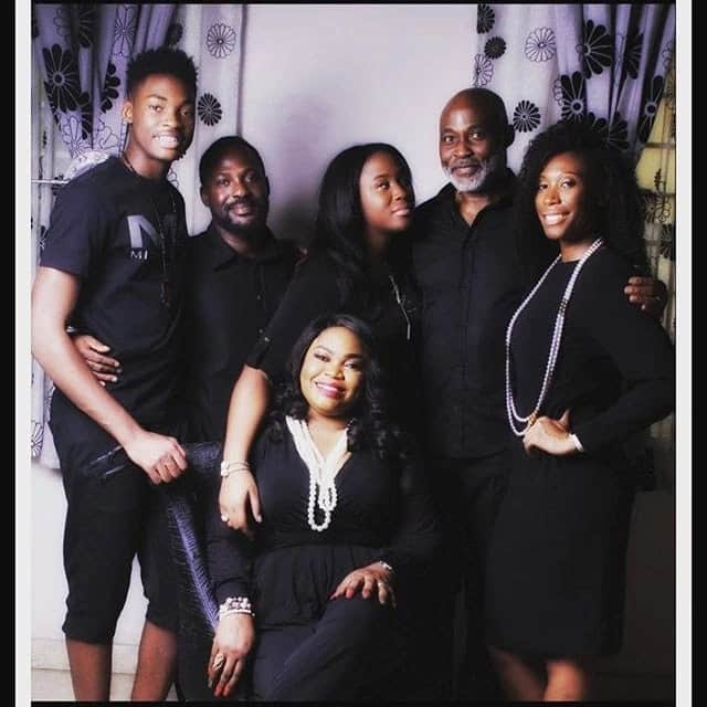 RMD and his family