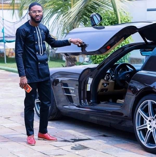 The most expensive car in Nigeria and the owner