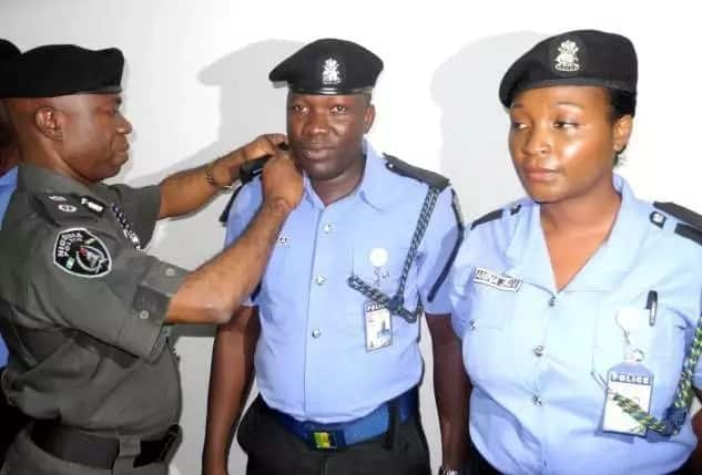 6 455 Police Officers Promoted By Police Commission LIST