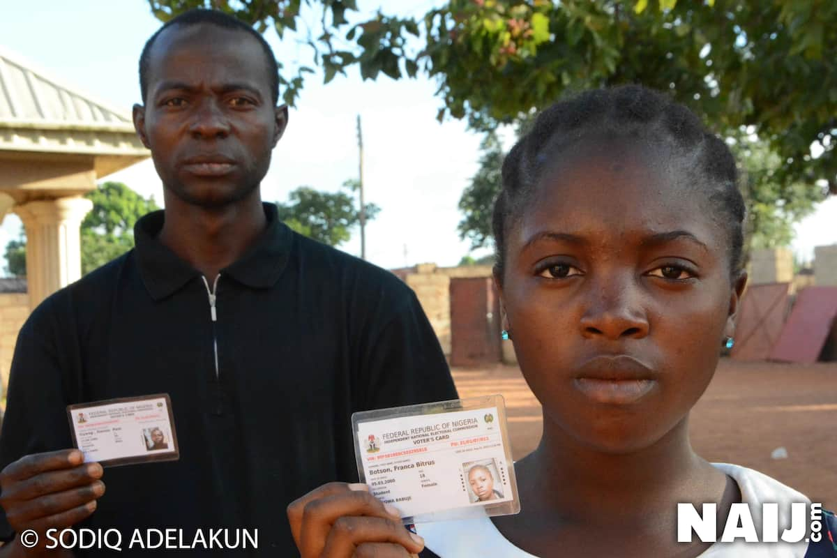 INEC begins PVC registration for Plateau IDPs (photos, video)
