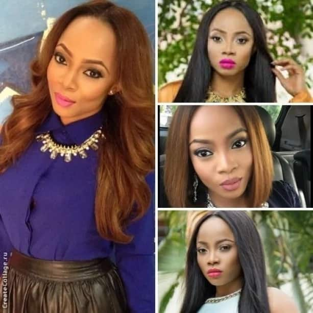 Toke Makinwa is always on the top