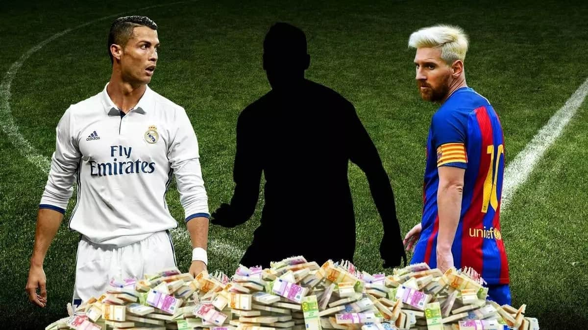 Who is the highest paid player in the world? Ronaldo or Messi?