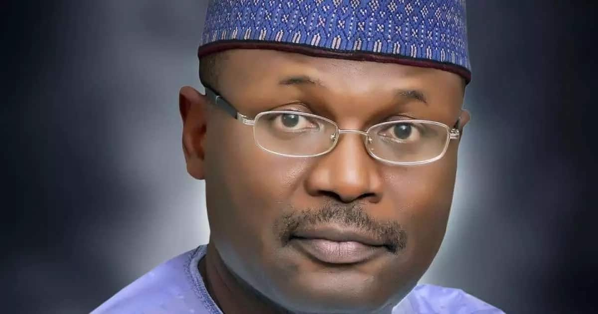 Current INEC chairman