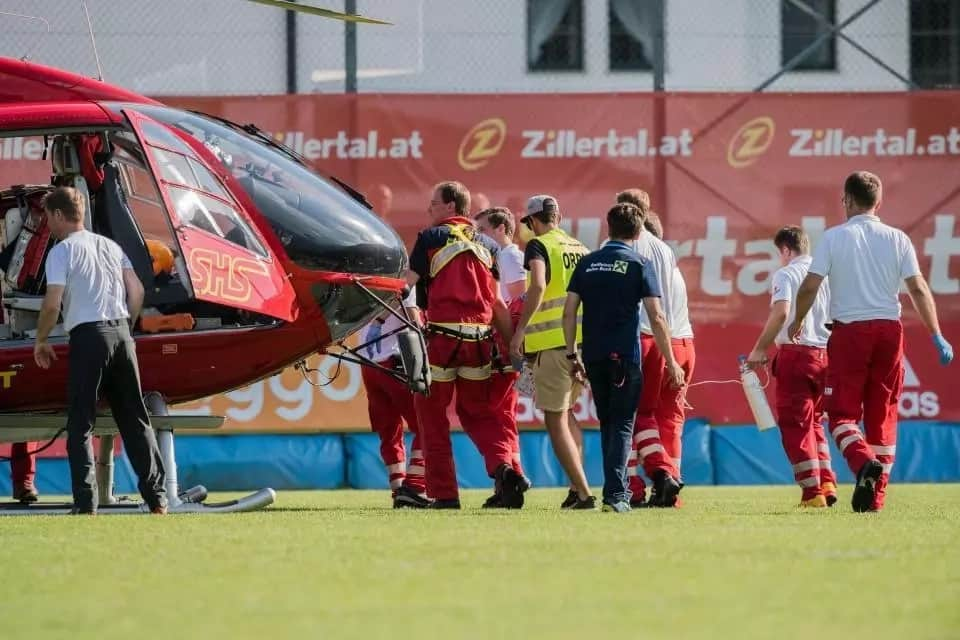 Abdelhak Nouri recovers from brain damage after 1 year in coma