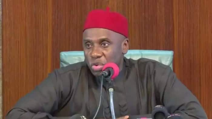 2019: PDP is broke, hungry and wants to come back to steal - Amaechi tells Nigerians