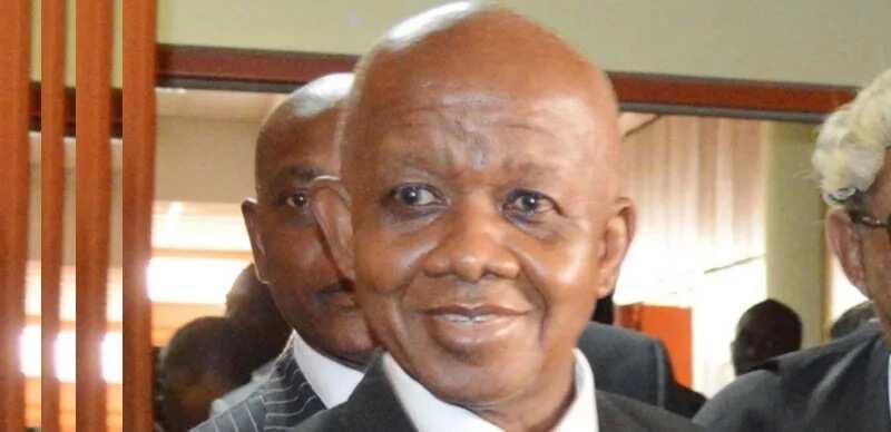 Justice Ademola. Photo source: Vanguard