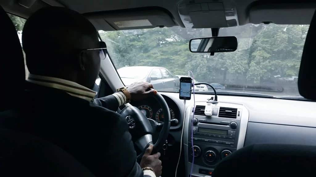 Life of Uber taxi drivers in Nigeria