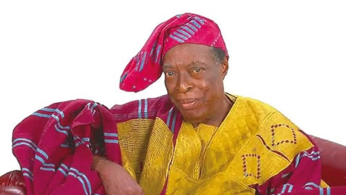 Adebayo Faleti dead