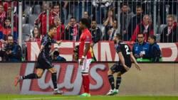 Gasar Champions league: Real Madrid tayi abin kwarai a Munich