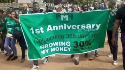 How MMM entered Nigeria
