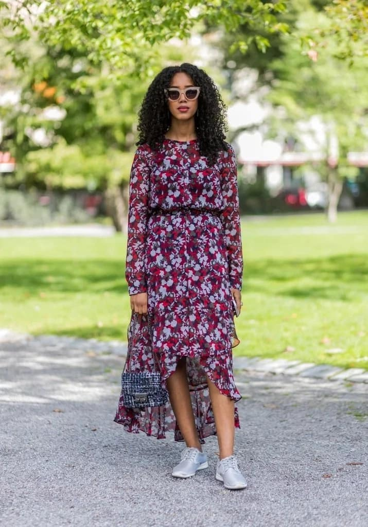 Casual ankara gowns to rock in 2018