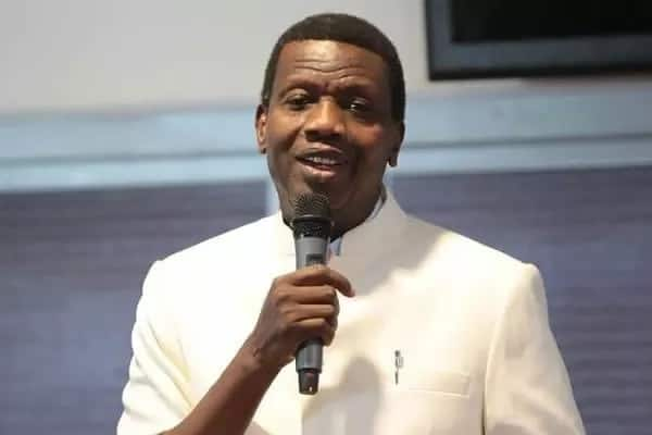 Pastor Adeboye recalls the day his alcohol-drinking friends ran away from him