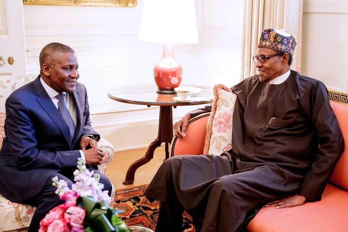 Breaking: President Buhari arrives Joint Base Andrews Airport ahead of meeting with Trump