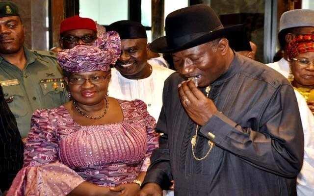 No political will to save under Jonathan - Okonjo-Iweala