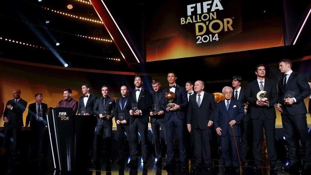 JUST IN: Top 3 FIFA Ballon D'Or Nominees ▷ Legit ng