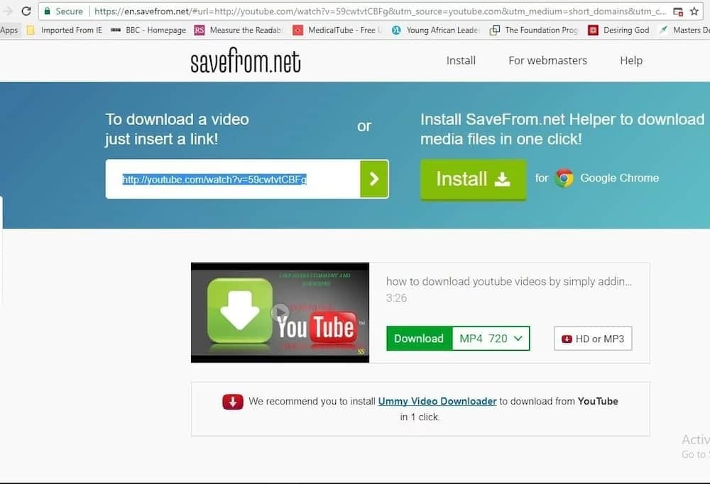 How To Download From Youtube Using Ss An Easy Step By Step Guide