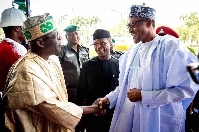 Shugaban kasa Buhari zai jagoranci bikin Maulidin Jagoran APC, Tinubu na 2021