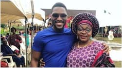 Don't be a divisionist - Tobi Bakre's mum shares serious advice to intending wives