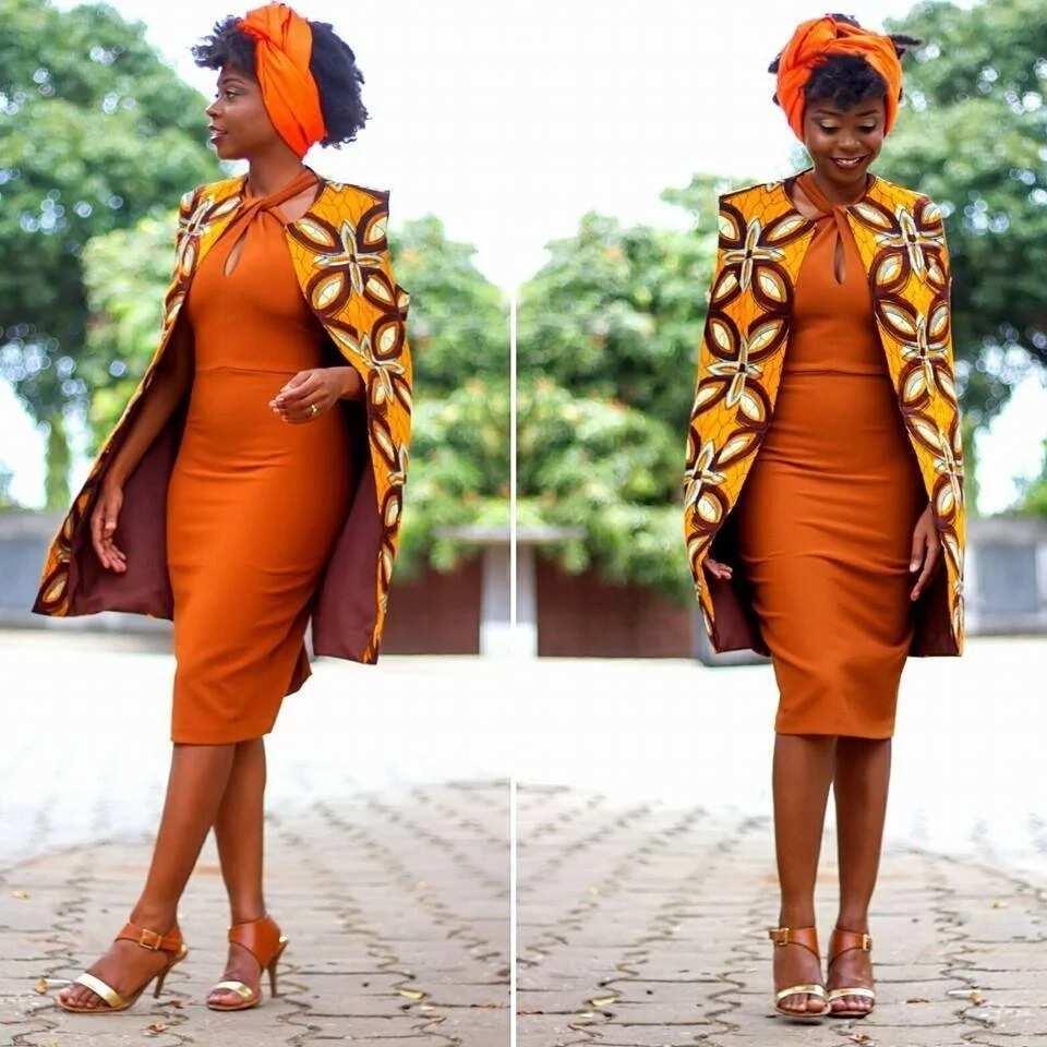 Latest fashion styles in Nigeria 2017, Ankara Blazer
