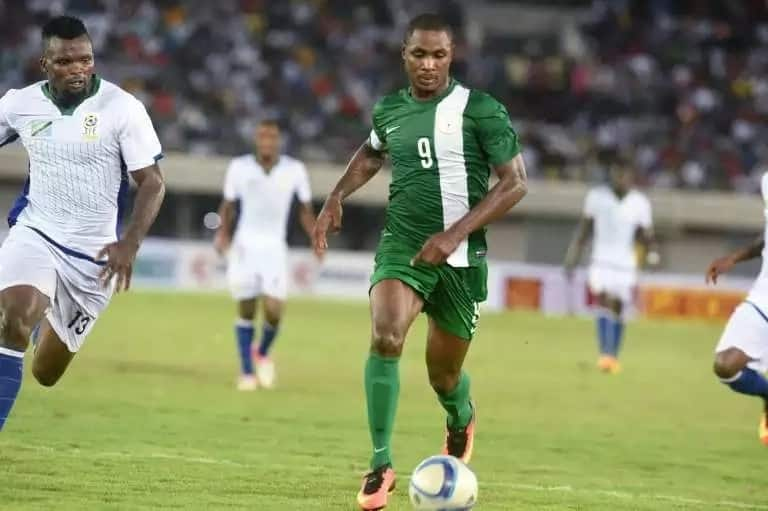 5 outstanding Super Eagles players in the game against Cameroon
