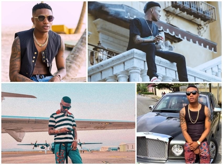Wizkid cars, houses and private jet ▷ Legit ng