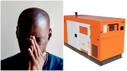 Heartbreaking: Couple loses only child as generator crashes into their building in Lagos (photo)