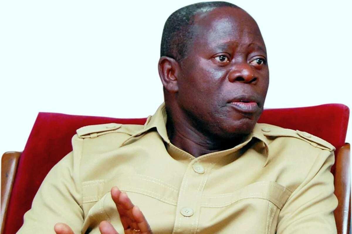 Alamu sun nuna: Tosohon gwamna Oshiomole ne zai zama sabon angon jam'iyyar APC