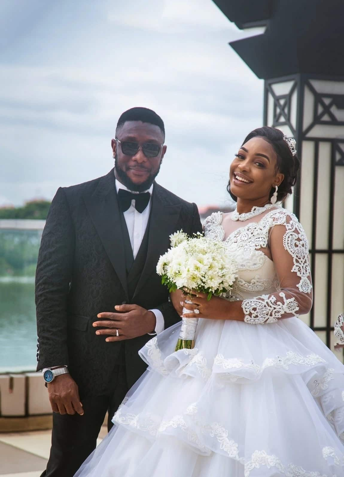 17 Best Nigerian Celebrity Weddings images | Nigerian ...