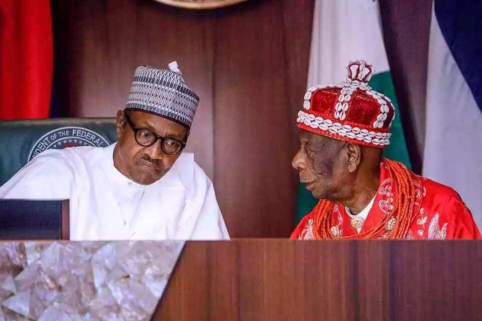 Sarkin Ogoni ya nada wa Shugaba Buhari sarauta