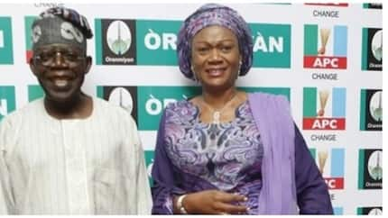 Tinubu attends RCCG as wife gets ordained as assistant pastor (photos)