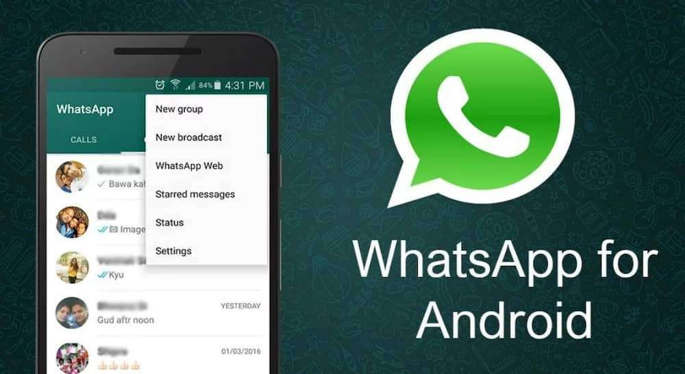 how to update new whatsapp on iphone
