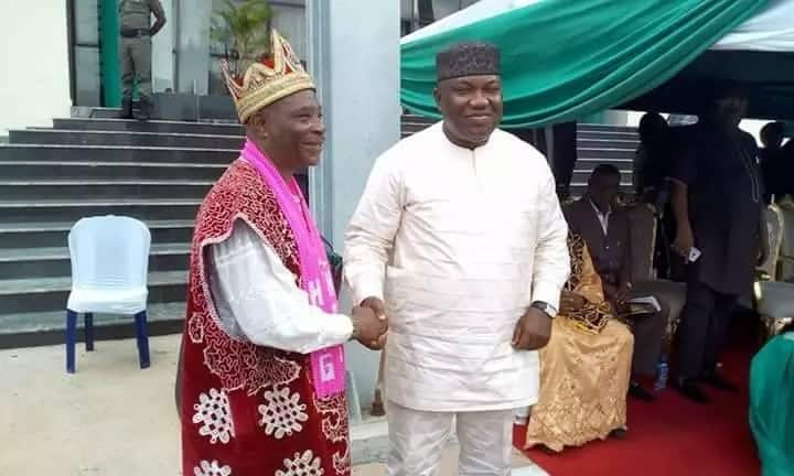 Ugwuanyi disburses N5 million each to another 171 communities for development