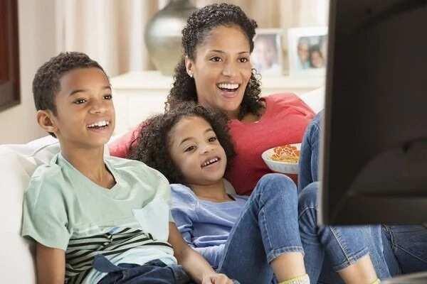 DSTV packages family