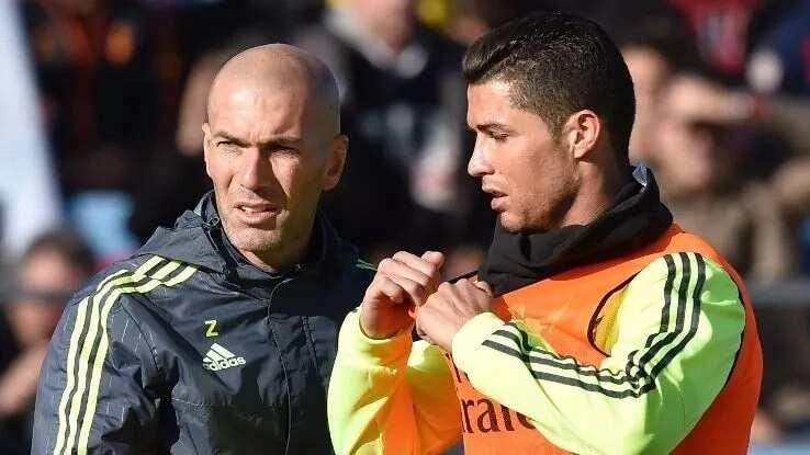 Kocin Real Madrid ya bi Cristiano Ronaldo zuwa Kungiyar Juventus