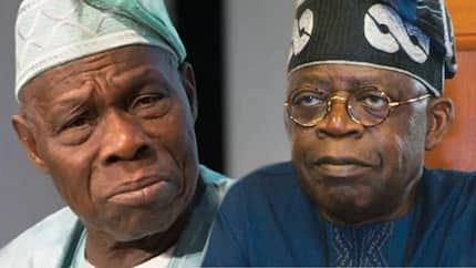 Repent and tender an unreserved apology to Obasanjo - Yoruba group tells Tinubu