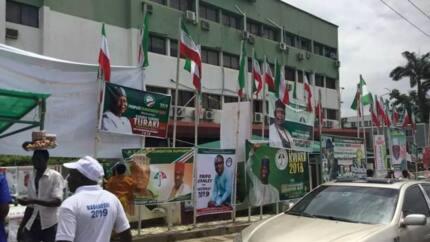 Kulle-kullen kada Buhari: Jam'iyyar PDP ta kirayi wani gagarumin taro da dukkan 'yan takarar ta