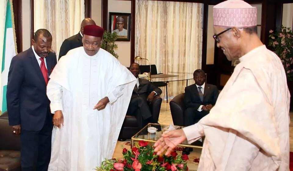 Shugaba Buhari zaije ziyarar aiki kasar Nijar a gobe litinin