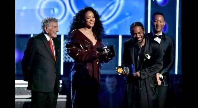 All the highlights you missed from the 2018 Grammy Awards