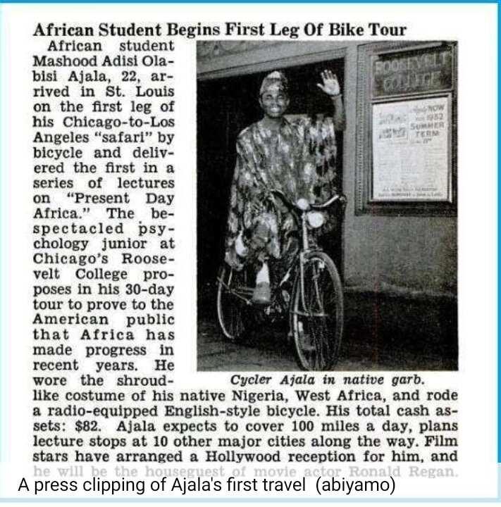 The Story of Olabisi Ajala