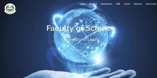 University of Lagos Faculty of Science