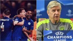 Kocin Arsenal Arsene Wenger yana zawarcin shahararren dan wasa Riyad Mahrez